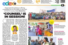 Indian Express -  Covid 19 Pan India Counseling Service
