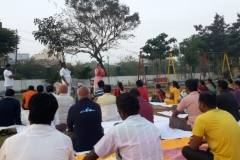 Yoga Protocol Instructor course