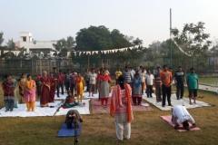 AYUSH YOGA TRAINING, Dakshin Yoga Kendra