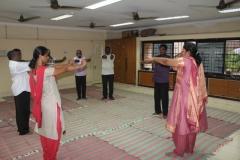 Stress Management Workshop at Central Prison, Puzhal, Chennai. (3)
